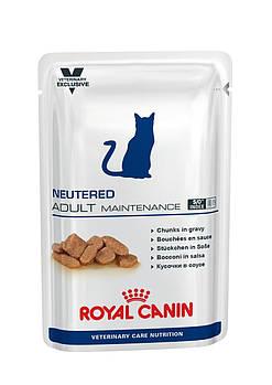 Влажный корм Royal Canin (Роял Канин) Neutered Maintenance для стерелизованных кошек, 85гx12 шт