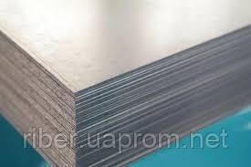 Лист AISI 304 толщиной 12мм 1000х2000мм, №1