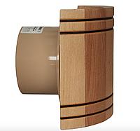 Жаростойкий вентилятор MMotors MM 100-S +140C для саун, бань с полукруглой панелью