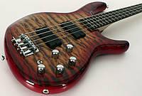 Бас-гітара CORT Action DLX Plus (Cherry Red Sunburst), фото 1