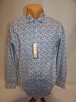 Мужская рубашка с длинным рукавом Back to Black сток  149ДР р.52