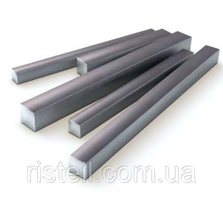 Шпонкова сталь 18х11,0 мм калібрована сталь 45
