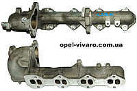 Коллектор впускной металл 2.3DCI rn Opel Movano 2010-2018 4451495 8200915216