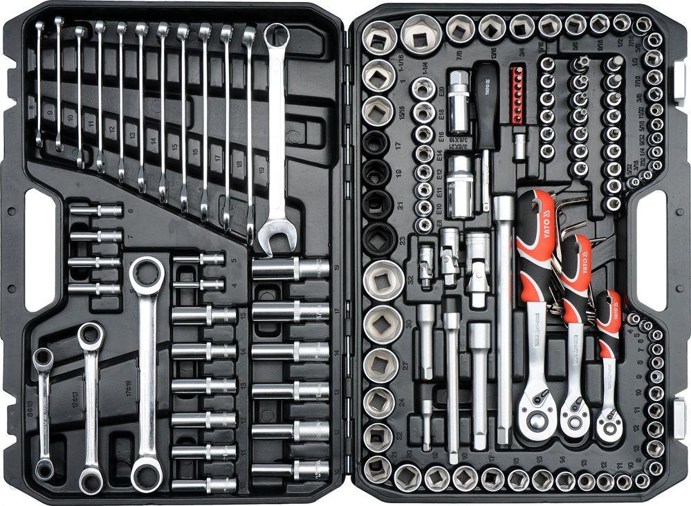 Наборы инструментов YATO YT-3881