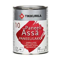 Лак Tikkurila Панели-Ясся матовый 0,9л