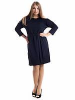 Женское платье Irvik M28C синий, фото 1