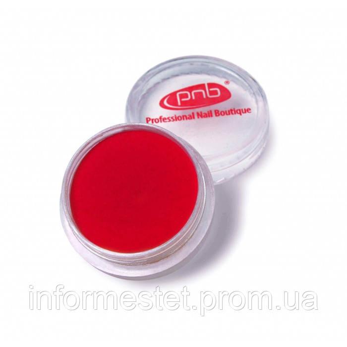 Цветная акриловая пудра PNB 05 Red