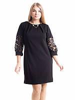 Женское платье Irvik M29H черный, фото 1