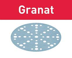 Шлифматериал Granat Festool