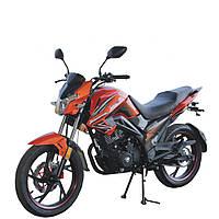Мотоцикл SPARK SP200R-27 (200 см. куб.,електростартер, оранжевий), фото 1
