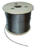 Трос оцинкованый, диаметр 3 мм, DIN 3055