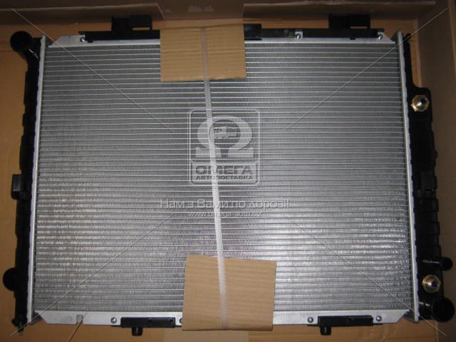 Радиатор охлаждения MB W210 E-CL MT +/-AC 95-(пр-во Van Wezel), 30002191