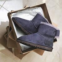 Зимние угги на меху UGG Arielle Bow Boots, фото 1