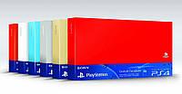 Змінна передня панель для Sony Playstation 4 Blue