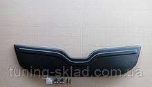 Зимняя заглушка решетки радиатора Шкода Октавия А7 (зимняя защита на решетку Skoda Octavia A7)