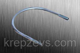 Болт-скоба А282 DIN 3570 оцинкованный