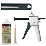 Пистолет для клея 3М .EPX ™( 38/50 мл). Аппликатор ручной для двукомпонентного клея., фото 2