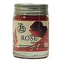 Цветочный бальзам для массажа и ухода за кожей Роза (Aroma Balm Rose, Be Thank), фото 3