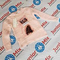 Детские ангоровые кофты для девочек оптом Fanny Look, фото 1