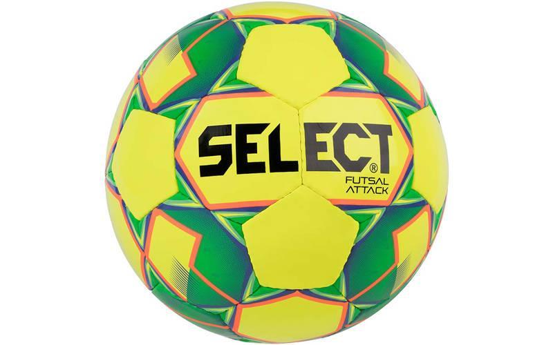Мяч футзальный SELECT FUTSAL ATTACK FPUG