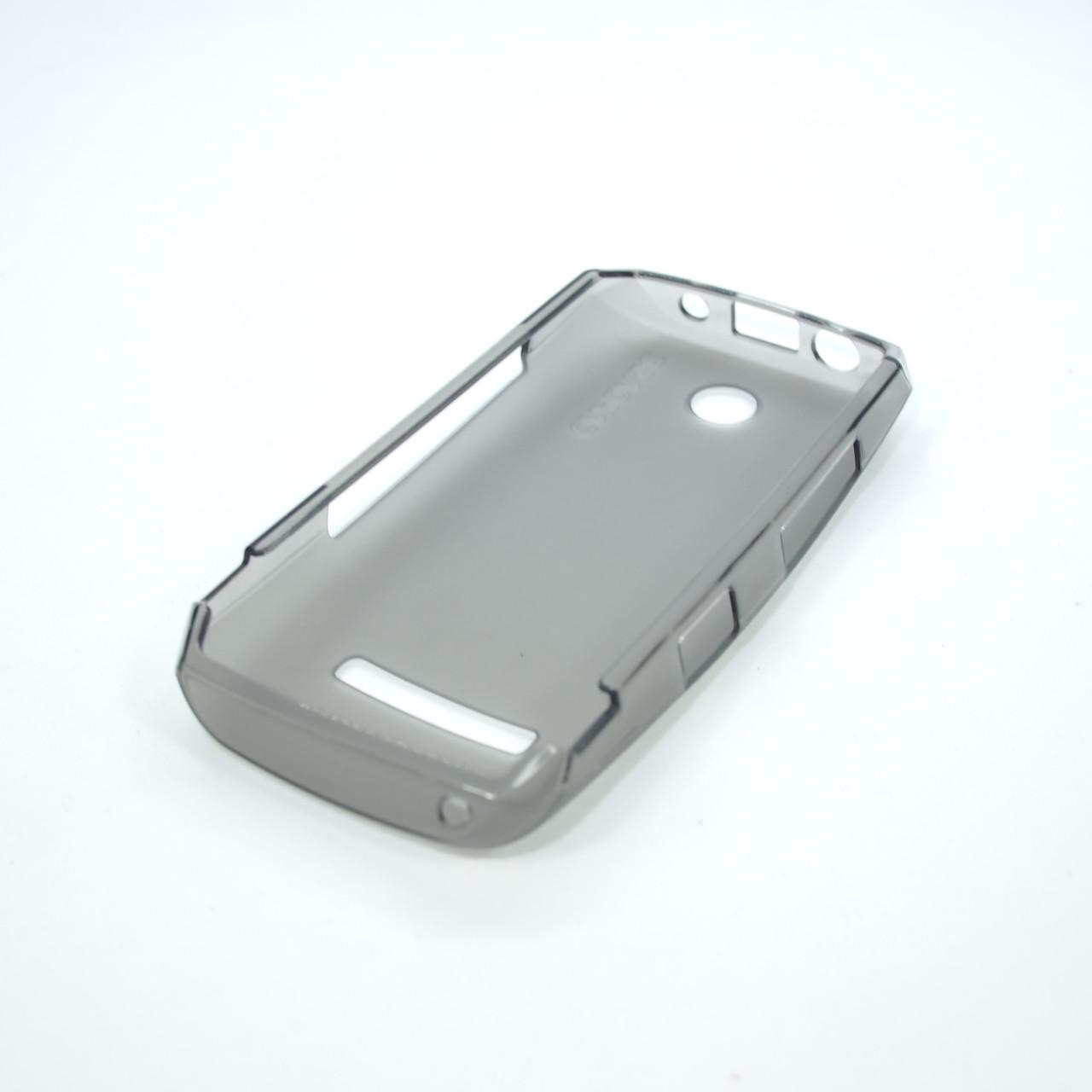 Capdase Soft Jacket Xpose Nokia Asha 305 306 Tinted black