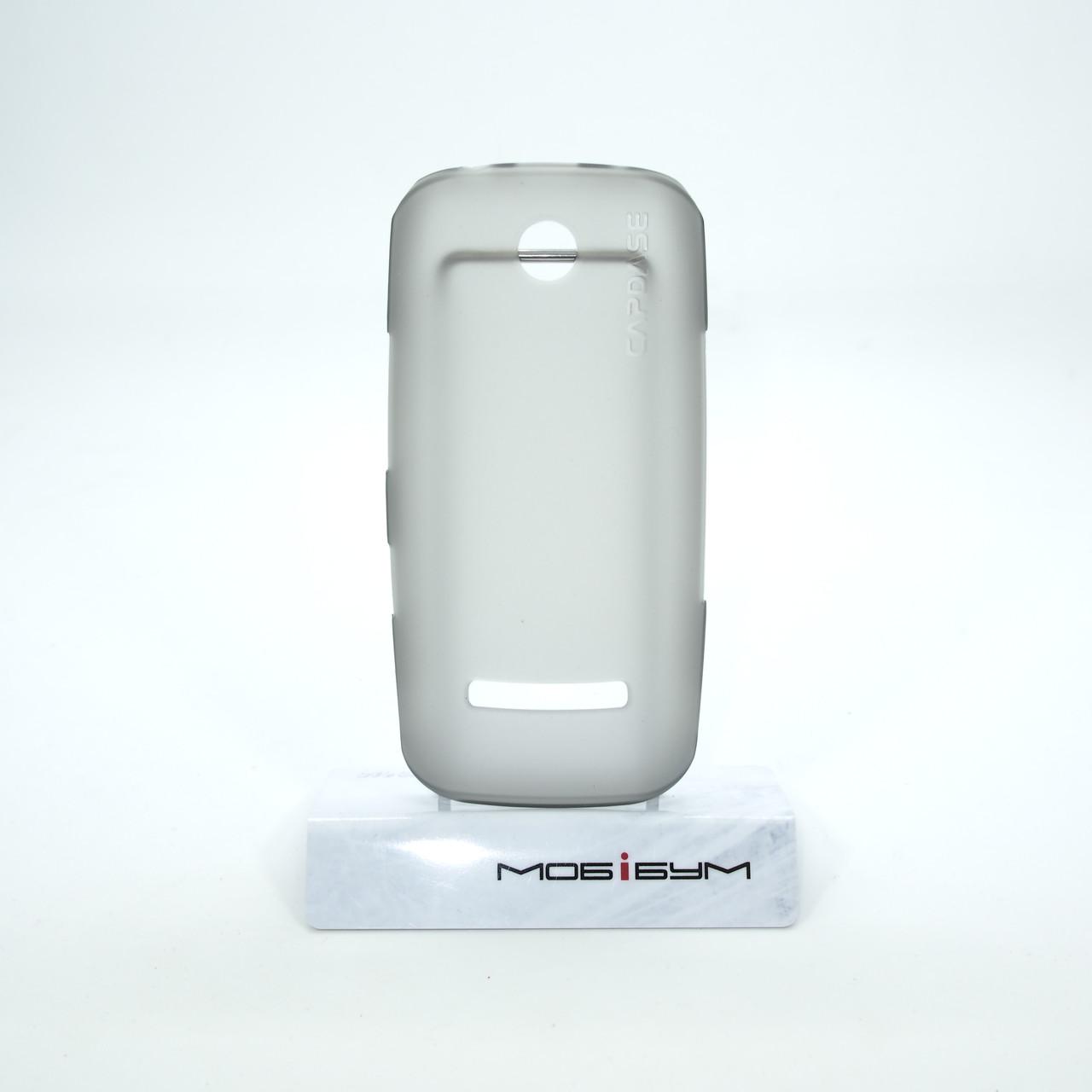 Чехол Capdase Soft Jacket Xpose Nokia Asha 305/306 Tinted black EAN/UPC: 489429903074