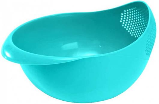 Миска для мытья фруктов ,, риса и овощей Best Kitchen,Миска  28 см