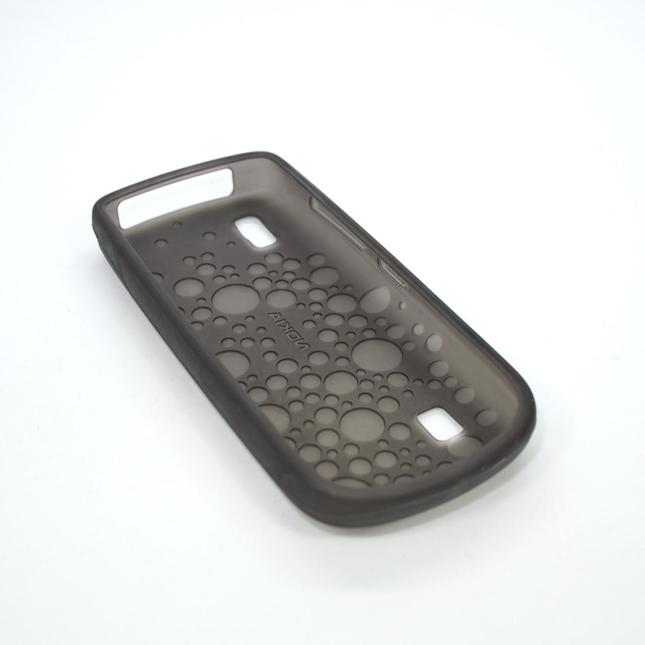Чехол Nokia CC-1035 300 Silicone Cover black Для телефона