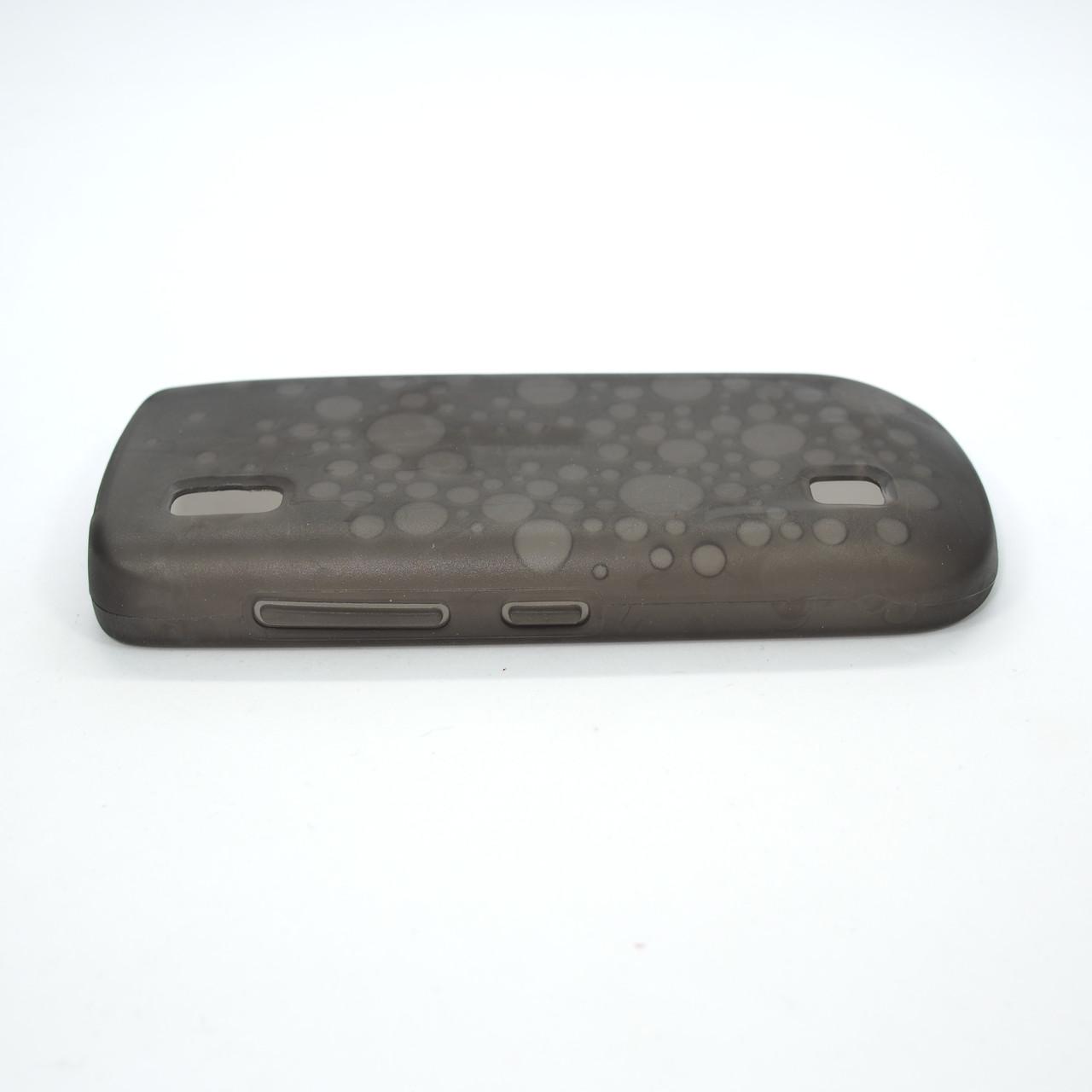 Чехлы для Nokia CC-1035 300 Silicone Cover black Для телефона