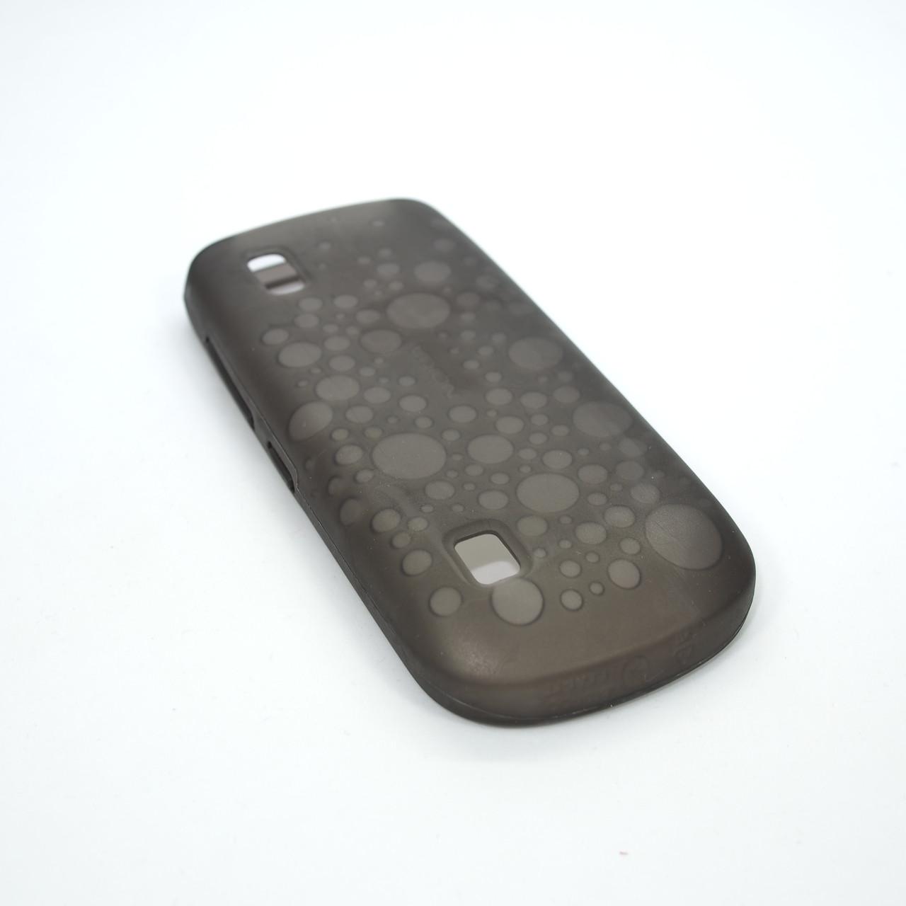 Чехол Nokia CC-1035 300 Silicone Cover black