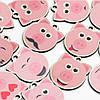 """Набор елочных игрушек """"Happy Pigs"""""""