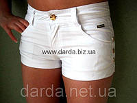 Белые шорты женские модные Ylanni 9049