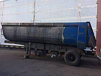 Ремонт кузовов полуприцепов зерновозов, самосвалов