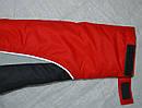 Куртка зимняя для мальчика Енот красная  (QuadriFoglio, Польша), фото 4