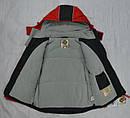 Куртка зимняя для мальчика Енот красная  (QuadriFoglio, Польша), фото 8
