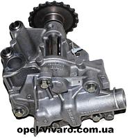 Масляный насос 2.3DCI rn Opel Movano 2010-2018 150002010R 150003601R