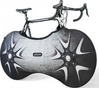 VELOSOCK Чехол велосипедный Спорт Pro Silverbird черный (VI676)
