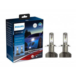Philips LED H4 X-treme Ultinon gen2 +250%, фото 2