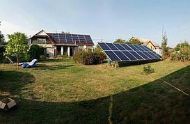Сетевая солнечная электростанция 29,37 кВт г.Барышевка Киевская область 7