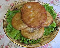 Беляши с курицей жареные   ( ручная работа, доставка по Киеву )
