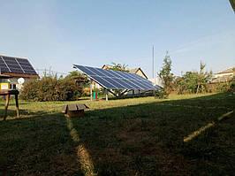 Сетевая солнечная электростанция 29,37 кВт г.Барышевка Киевская область 9