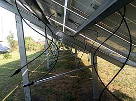 Сетевая солнечная электростанция 29,37 кВт г.Барышевка Киевская область 10