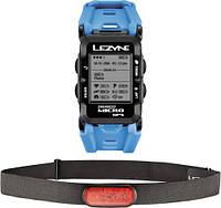 LEZYNE Компьютер Велосипедный GPS Watch с HR Cyan (LZN-1-GPS-ЧАСЫ-V110-HR)