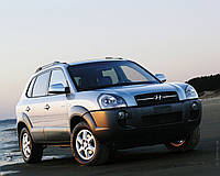 Колодки тормозные на Hyundai Tucson/Sonata/Coupe,Nissan Primera(Хьюндай Акцент,Купе,Соната,Нисан Примьера)