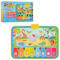 Развивающий детский коврик Зоопарк Limo Toy M 3676