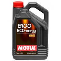 MOTUL 8100 Eco-nergy 0W-30 5л.