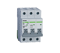 Автоматический выключатель Noark Ex9BN 3P C10