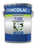 Краска 7100 Thermoplast теплоизоляционная акриловая, белая, Станколак (Stancolac) 9 л