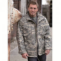 Куртка М 65  с подстежкой Мил - Тек. Новая.