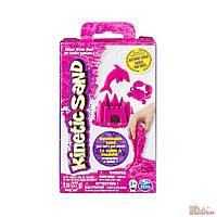 Кинетический песок Kinetic Sand Neon Pink 227 г Wacky-Tivities 7300006491387